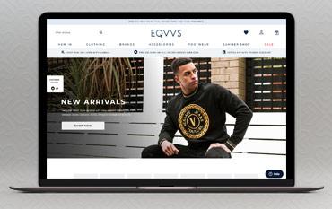 EQVVS store front