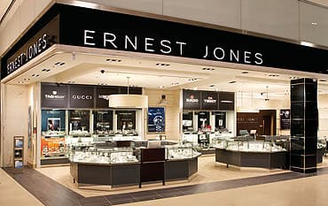 Ernest Jones store front