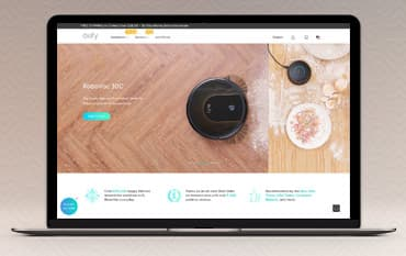 Eufy store front