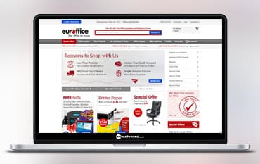 Euroffice store front