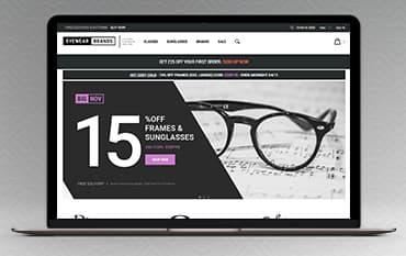Eyewear Brands store front