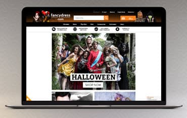 Fancydress.com store front