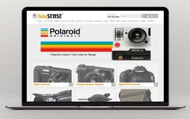 Fotosense store front