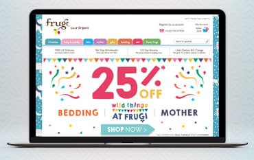 Frugi store front