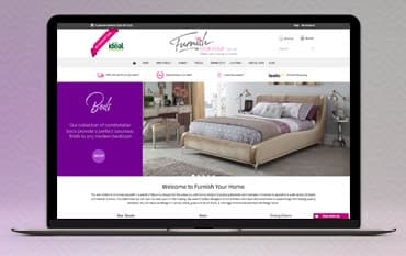 Furnish your home store front