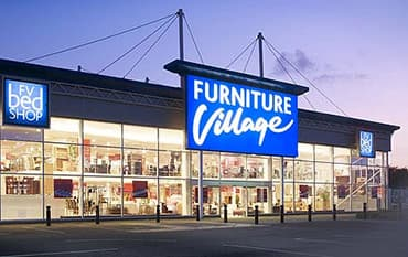 Furniture Village store front