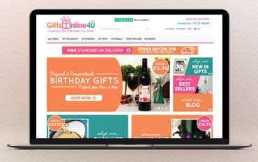 Gifts Online 4U store front