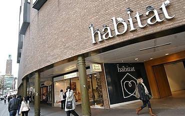 Habitat store front