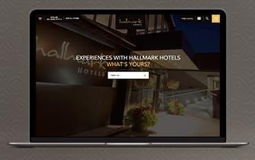Hallmark Hotels store front
