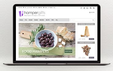 Hampergifts store front