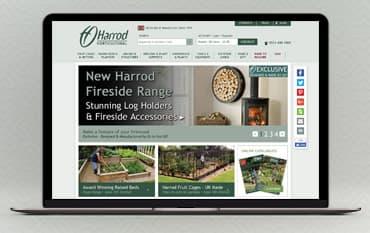 Harrod Horticultural store front