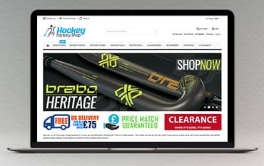 Hockey Factory Shop store front