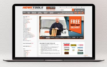 Howe Tools store front