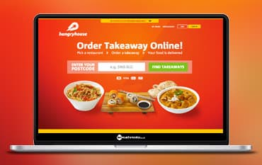 hungryhouse store front