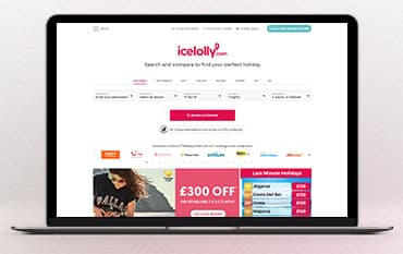 icelolly.com store front