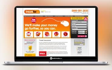 Insurefor.com store front