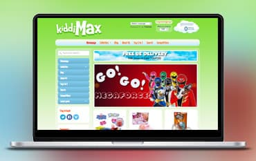 KiddiMax store front