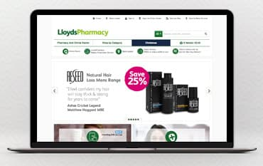 Lloydspharmacy store front