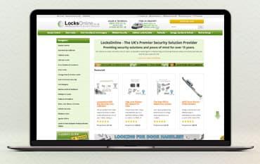 Locks Online store front