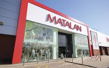Matalan store front