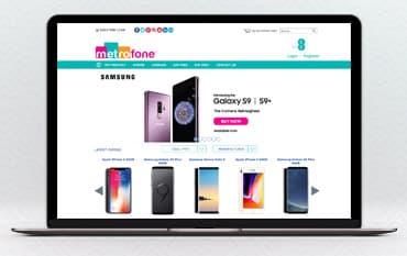 Metrofone store front