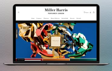Miller Harris store front