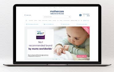 Mothercare store front