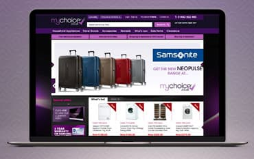 mychoice.co.uk store front