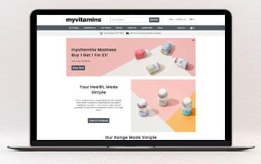 myvitamins store front