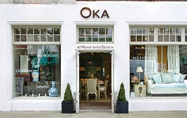 OKA store front