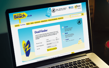 On the Beach Voucher Codes. On the Beach is an award-winning online travel retailer, specialising in beach holidays and short and medium haul vacations to Europe.