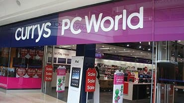 PC World store front
