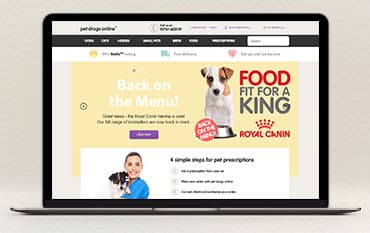 Pet Drugs Online store front