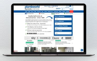 Plumbworld store front