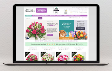 Prestige Flowers store front