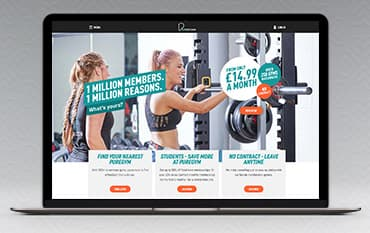 Puregym store front