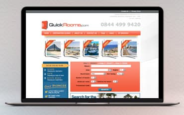 QuickRooms.com store front