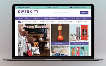 Qwerkity store front