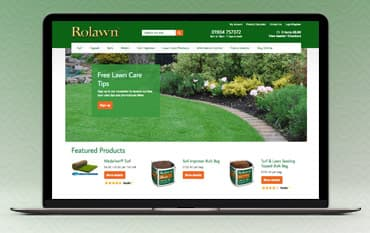 Rolawn Direct store front