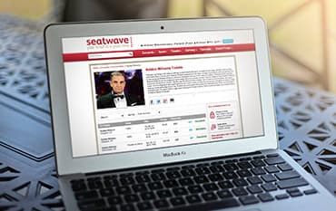 Seatwave store front