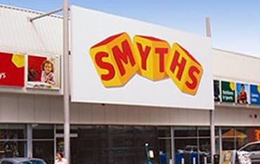Smyths Toys store front