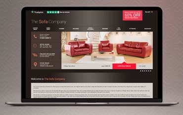 The Sofa Company store front