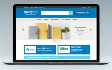 SpeedyHen store front