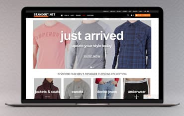 Stand-Out.Net store front