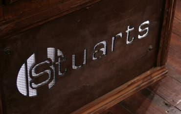 Stuarts London store front