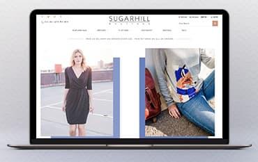 Sugarhill Boutique store front