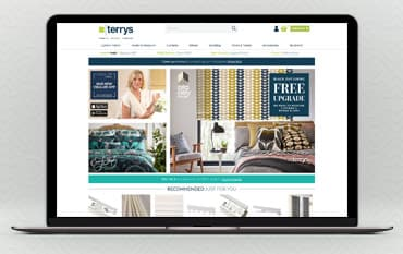 Terrys Fabrics store front