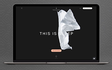 This Is Sleep store front