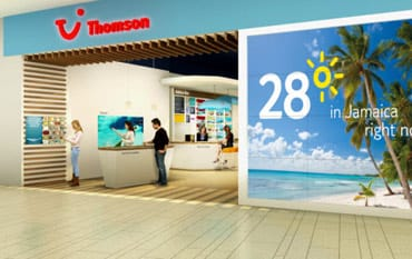 Thomson store front