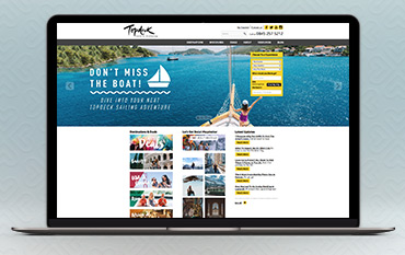 Topdeck Travel store front